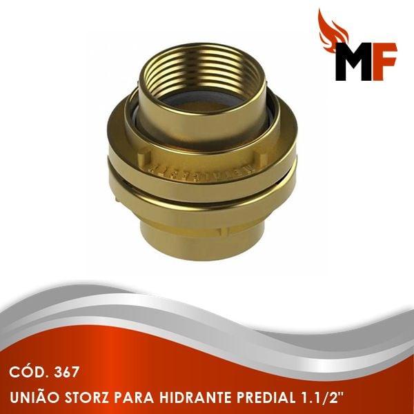 União Storz para Hidrante Predial 1.1/2