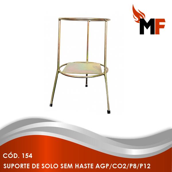 Suporte de Solo sem Haste AGP/CO2/P8/P12