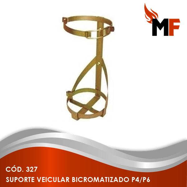Suporte Veicular Bicromatizado P4/P6