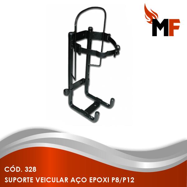 Suporte Veicular Aço Epoxi P8/P12